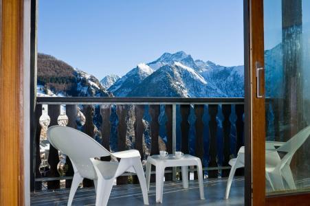 Location au ski Hôtel Ibiza - Les 2 Alpes - Balcon