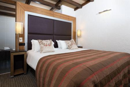 Location au ski Hôtel Ibiza - Les 2 Alpes - Lit double