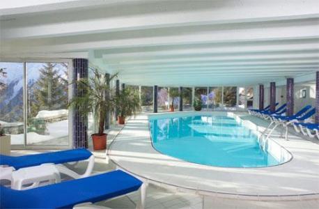 Location au ski Hotel Ibiza - Les 2 Alpes - Piscine