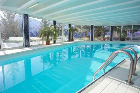 Location au ski Hôtel Ibiza - Les 2 Alpes - Piscine