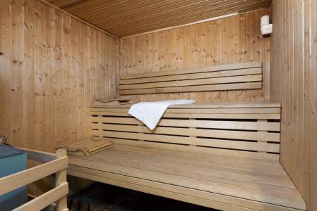 Location au ski Hotel Ibiza - Les 2 Alpes - Sauna
