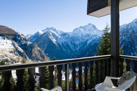 Location au ski Hôtel Ibiza - Les 2 Alpes - Terrasse