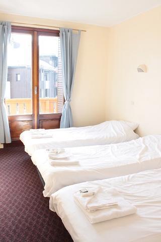 Location au ski Hotel Les Airelles - Les 2 Alpes - Chambre