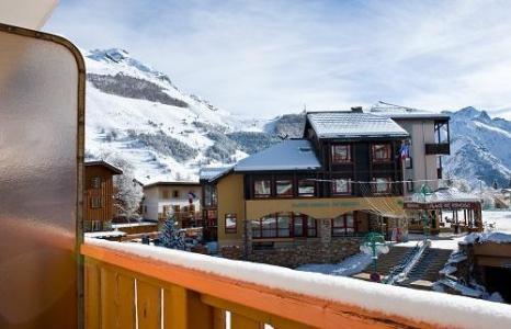 Location au ski Hotel Les Airelles - Les 2 Alpes - Balcon