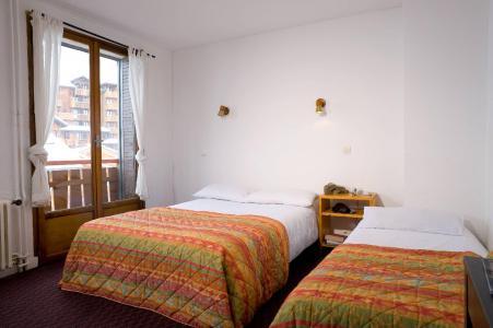 Location au ski Hotel Les Airelles - Les 2 Alpes - Lits twin