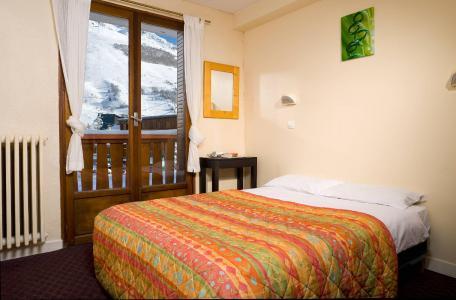 Location au ski Hotel Les Airelles - Les 2 Alpes - Lit double