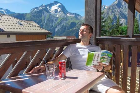 Location au ski Chambre Double/Twin (2 personnes) - Hotel Les Flocons