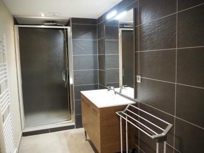 Rent in ski resort 3 room apartment cabin 6 people - La Résidence - Les 2 Alpes - Shower