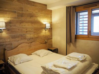 Rent in ski resort 4 room apartment 8 people - La Résidence - Les 2 Alpes - Double bed