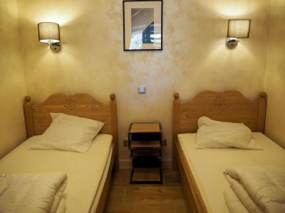 Rent in ski resort 4 room apartment 8 people - La Résidence - Les 2 Alpes - Single bed