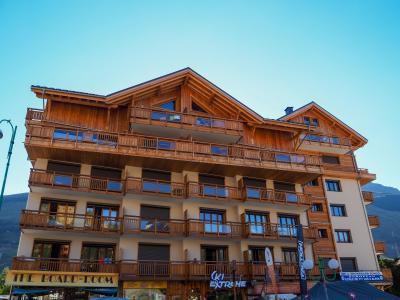 Rent in ski resort La Résidence - Les 2 Alpes - Winter outside