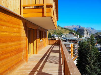Rent in ski resort 3 room apartment cabin 6 people - La Résidence - Les 2 Alpes