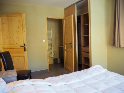 Location au ski Appartement 3 pièces cabine 8 personnes - La Résidence - Les 2 Alpes - Lit double