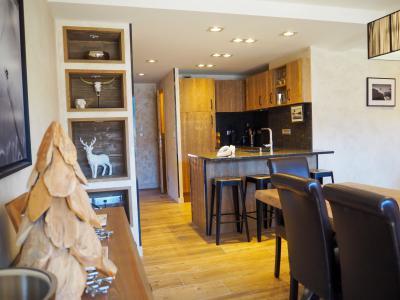 Location au ski Appartement 4 pièces 8 personnes - La Résidence - Les 2 Alpes - Kitchenette