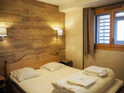 Location au ski Appartement 4 pièces 8 personnes - La Résidence - Les 2 Alpes - Lit double