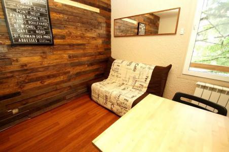 Rent in ski resort 2 room apartment 4 people (S3. bât 5) - La Résidence Côte Brune - Les 2 Alpes - Bench seat
