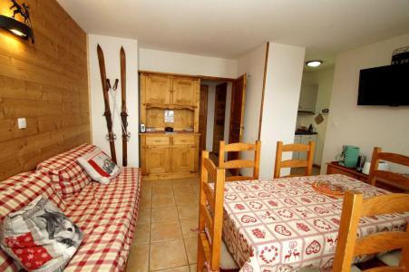 Location au ski Appartement 3 pièces 6 personnes (501) - La Residence Le Prince Des Ecrins - Les 2 Alpes - Coin repas