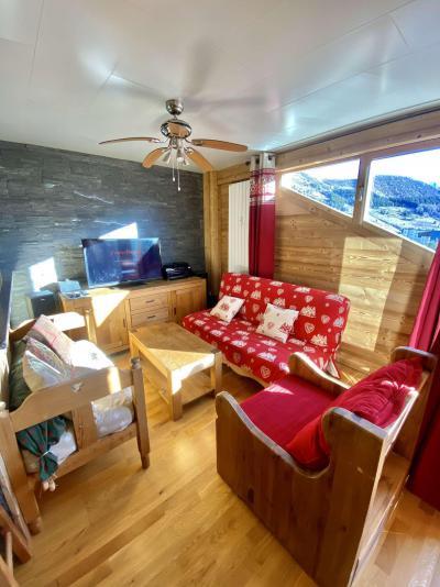Location au ski Appartement 3 pièces 8 personnes (188) - La Résidence les Bleuets - Les 2 Alpes - Séjour