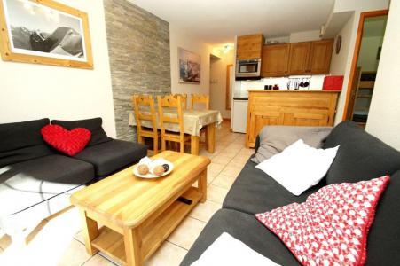 Location au ski Appartement 3 pièces 6 personnes (112) - Les Chalets D'or - Les 2 Alpes - Extérieur hiver