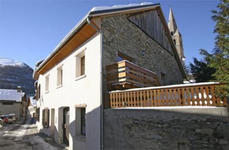 Location au ski Maison 6 pièces 12 personnes - Maison Montagnarde Les Copains - Les 2 Alpes - Extérieur hiver