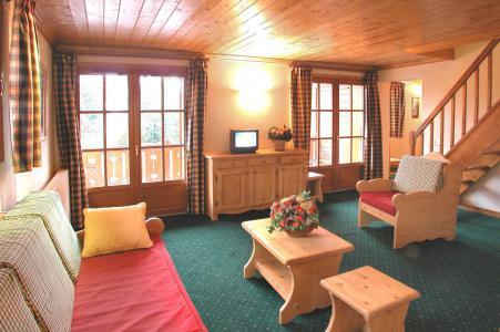Location au ski Appartement 3 pièces cabine 8 personnes - Résidence Alpina Lodge - Les 2 Alpes - Canapé
