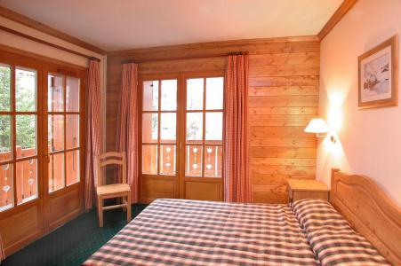 Location au ski Appartement 3 pièces cabine 8 personnes - Résidence Alpina Lodge - Les 2 Alpes - Lit double