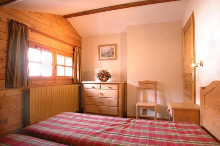 Location au ski Appartement 5 pièces cabine 10 personnes - Résidence Alpina Lodge - Les 2 Alpes - Lit simple