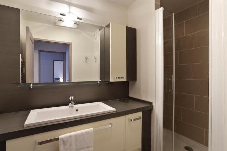 Rent in ski resort Résidence Au Coeur des Ours - Les 2 Alpes - Bathroom