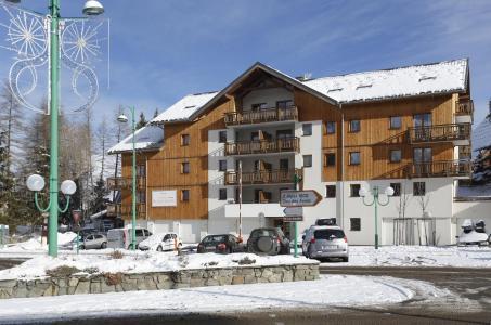 Location Les 2 Alpes : Residence Au Coeur Des Ours hiver