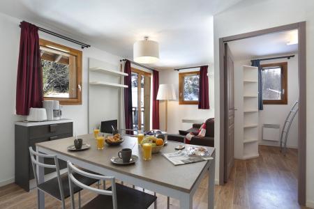 Location au ski Residence Au Coeur Des Ours - Les 2 Alpes - Appartement