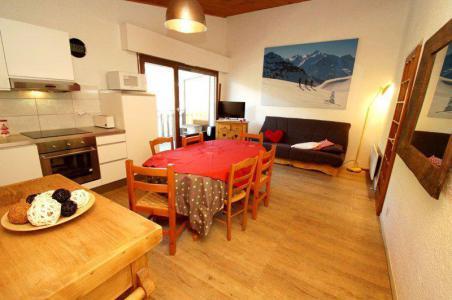 Location au ski Appartement 4 pièces 8 personnes (43) - Residence Brinbelles - Les 2 Alpes - Coin repas