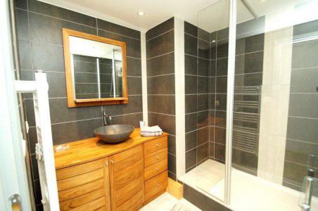 Location au ski Appartement 4 pièces 8 personnes (43) - Residence Brinbelles - Les 2 Alpes - Salle de bains