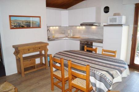 Location au ski Appartement 4 pièces 8 personnes (43) - Residence Brinbelles - Les 2 Alpes - Extérieur hiver