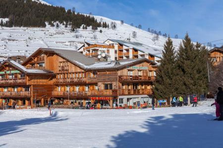 Location au ski Résidence Cabourg - Les 2 Alpes
