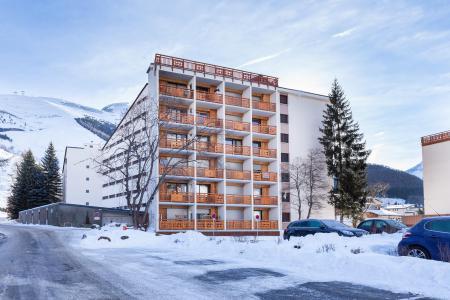 Rental Les 2 Alpes : Résidence Cabourg winter