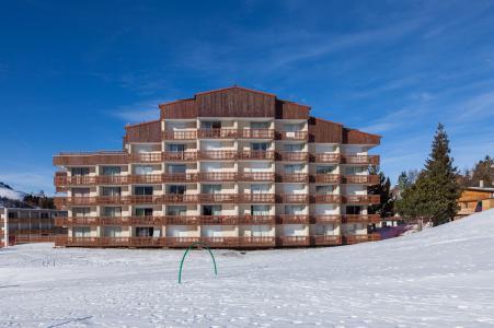 Location au ski Résidence Champamé - Les 2 Alpes - Extérieur hiver