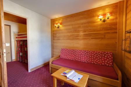 Location au ski Studio coin montagne 3 personnes - Résidence Champamé - Les 2 Alpes - Séjour