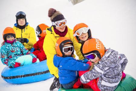 Urlaub in den Bergen Résidence Club MMV les Clarines - Les 2 Alpes - Draußen im Winter