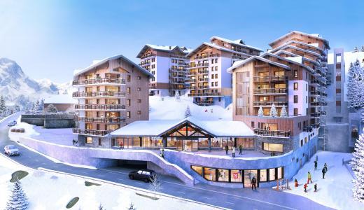 Location à Les 2 Alpes, Résidence Club MMV les Clarines