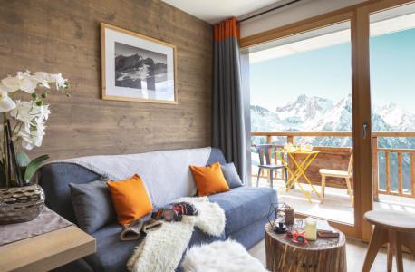 Location au ski Résidence Club MMV les Clarines - Les 2 Alpes - Banquette