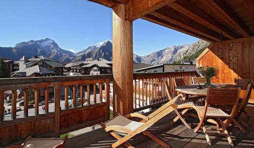Location au ski Résidence Cortina - Les 2 Alpes