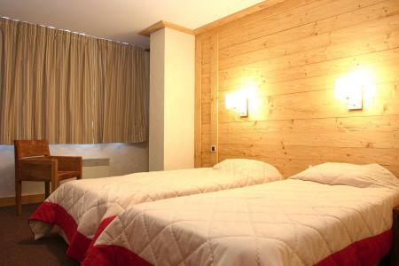 Location au ski Résidence Cortina - Les 2 Alpes - Chambre