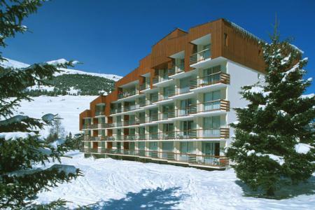 Location Les 2 Alpes : Résidence Côte Brune été