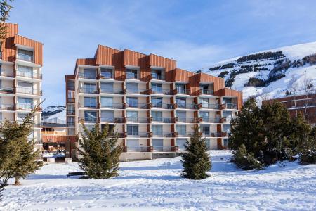 Location Les 2 Alpes : Résidence Côte Brune hiver