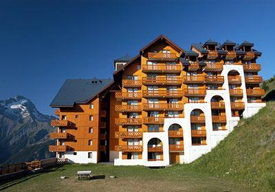 Location au ski Residence Du Soleil - Les 2 Alpes