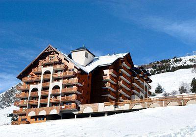 Location au ski Residence Du Soleil - Les 2 Alpes - Extérieur hiver