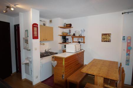 Location au ski Appartement duplex 3 pièces cabine 6 personnes (203) - Residence Equinoxe - Les 2 Alpes - Séjour