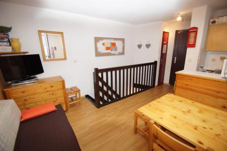 Location au ski Appartement duplex 3 pièces cabine 6 personnes (203) - Residence Equinoxe - Les 2 Alpes - Table