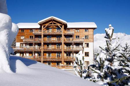 Location Les 2 Alpes : Résidence l'Alba hiver