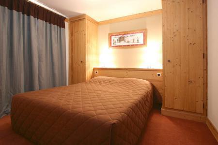 Location au ski Appartement 2 pièces coin montagne 4 personnes - Résidence l'Alba - Les 2 Alpes - Chambre
